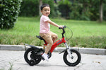 "RoyalBaby Flying Bear Full Suspension Kids Bike 16""-Red"