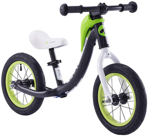 "RoyalBaby Pony Alloy Balance Bike 12""-Black"