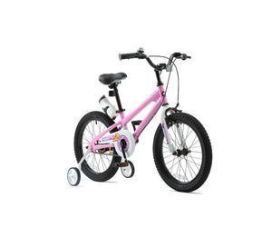 "RoyalBaby BMX Freestyle Kids Bike 18""-Pink"