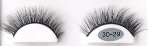 'Everyday Diva' - 100% Mink LASHES (Rose Gold) up to 20 wears