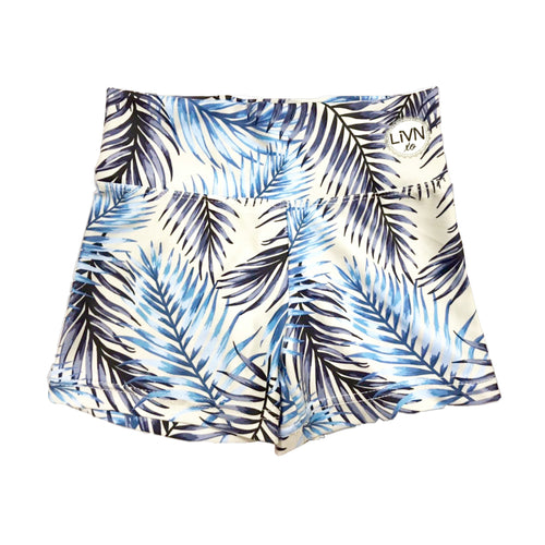 LiVN in Paradise - Palmolicious Booty Shorts