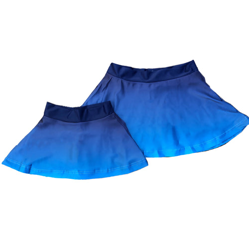 LiVN in Paradise Ombré Skirt