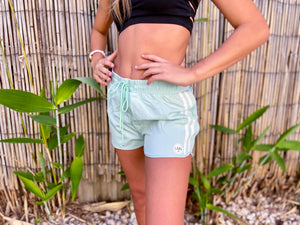 'Move it' Running Shorts MINT