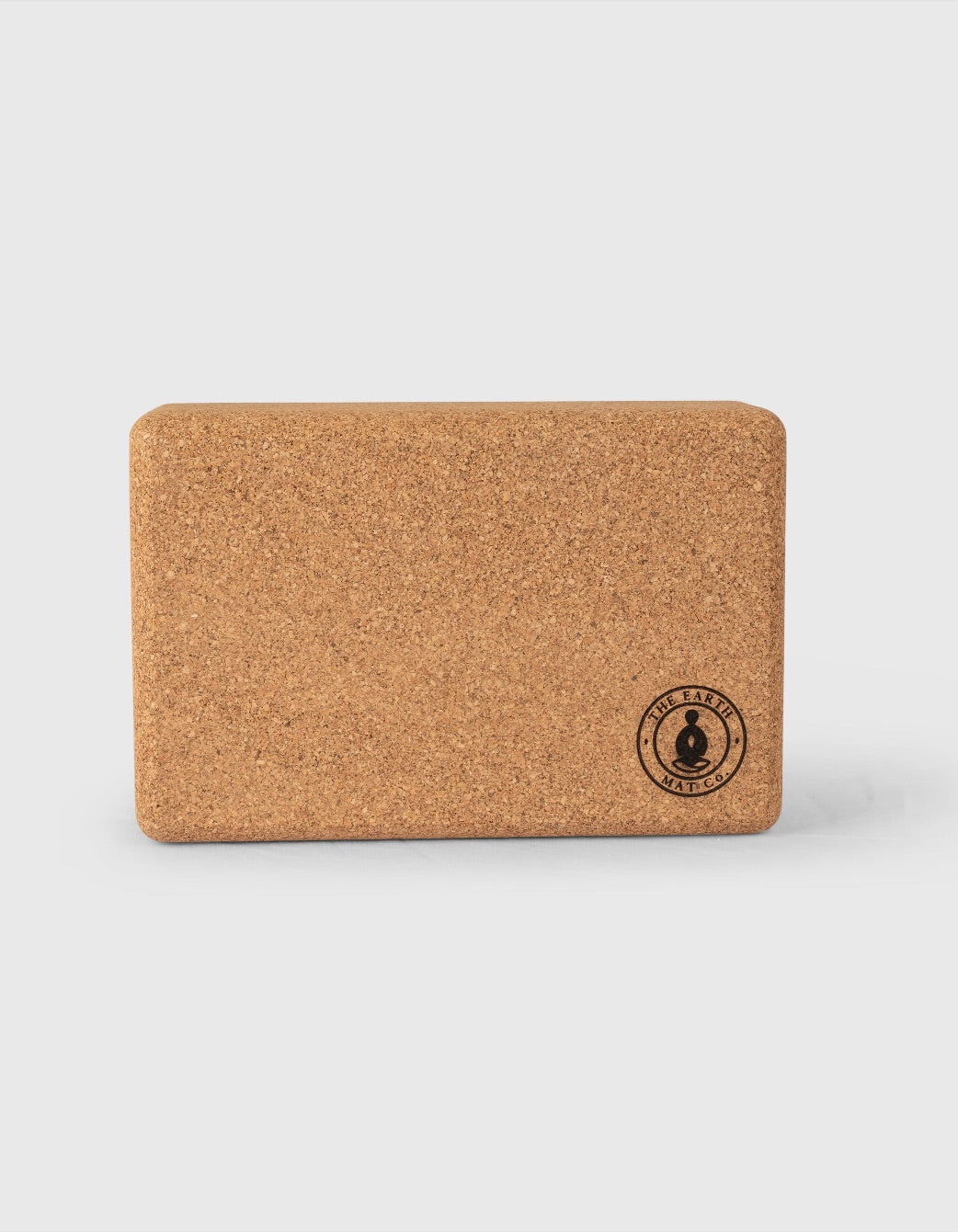 100% Cork Yoga Block