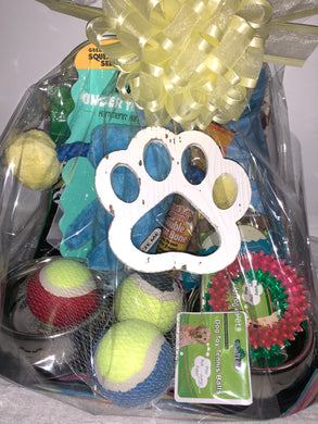 Pets Love to Play Gift Baskets