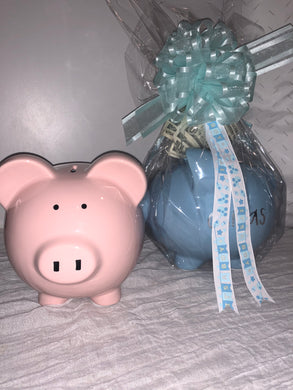 Baby's first Piggy Bank