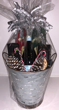 Load image into Gallery viewer, Prosecco and Winter Cheer Gift Basket
