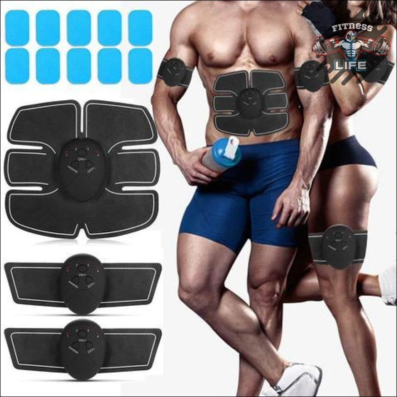 Ultimate Abs Stimulator Fitness