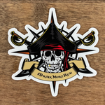 #DrinkMoreRum Sticker