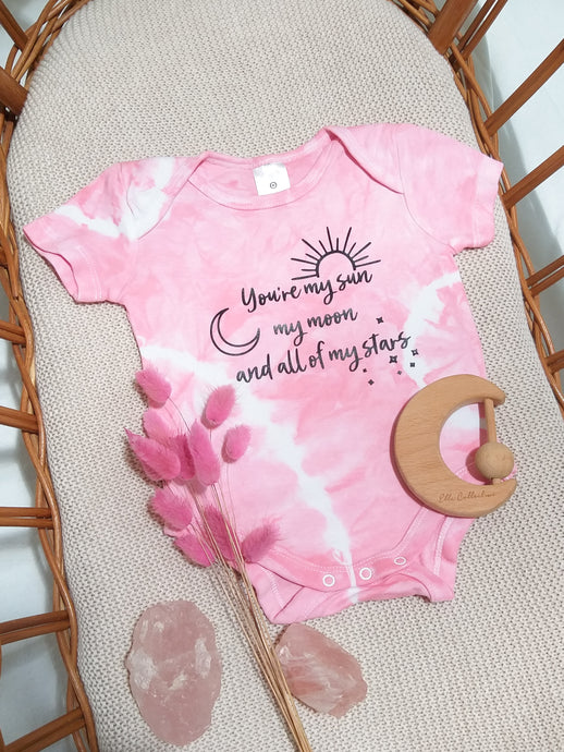 You're My Sun, My Moon & all of my Stars Onesie