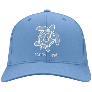 Blue Sea turtle cap