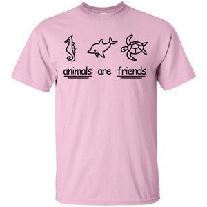 Animals Are Friends
