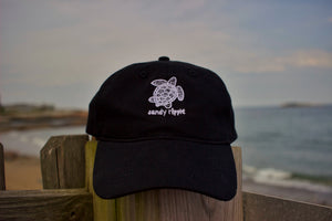 Black Sea turtle cap & Sea turtle hat