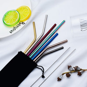 Straws Carry Bag
