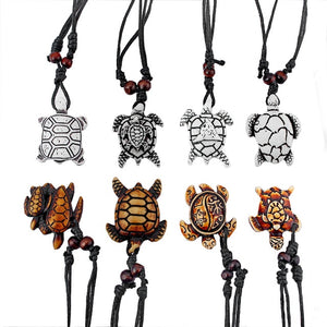 8pcs Mixed Styles Kai Honu Necklace