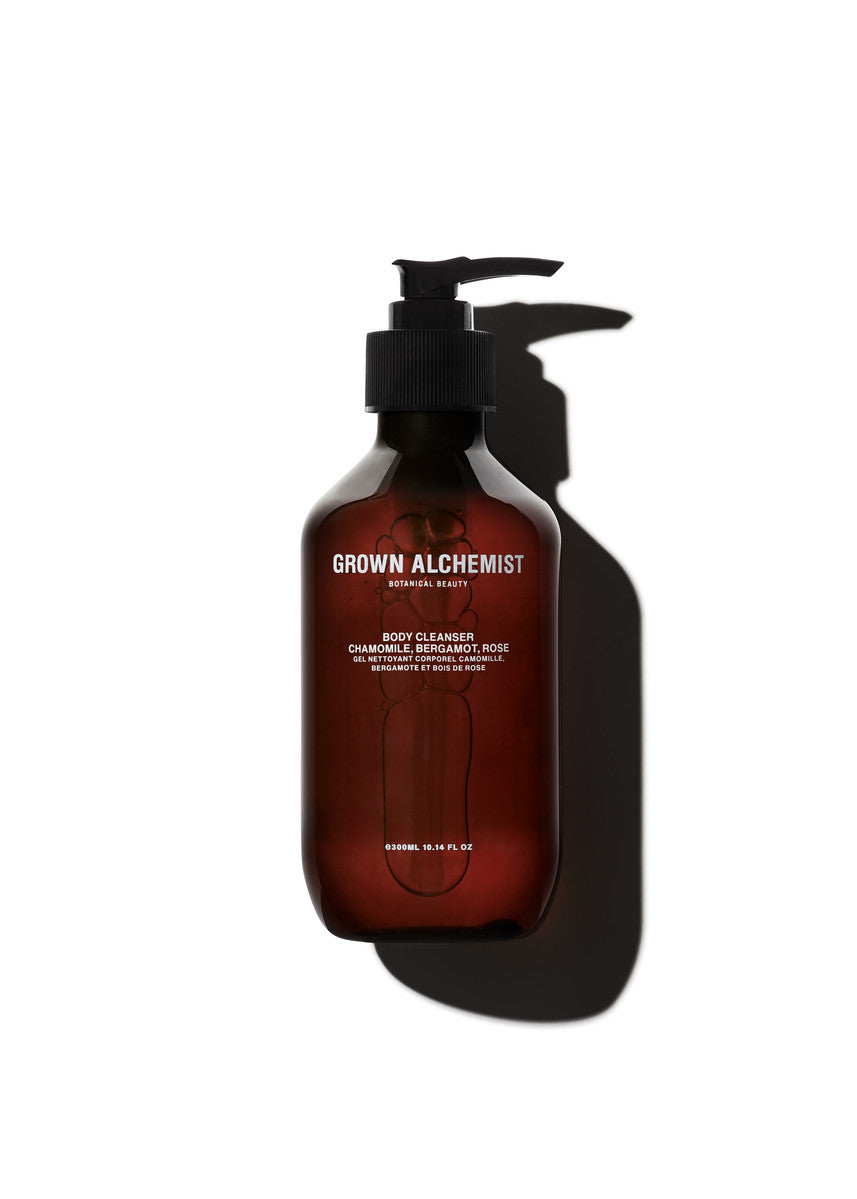 Body Cleanser - Chamomile, Bergamot, Rose