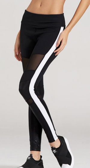 Leggings ByEd - Croco