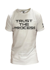T-shirt ByEd - Trust The Process