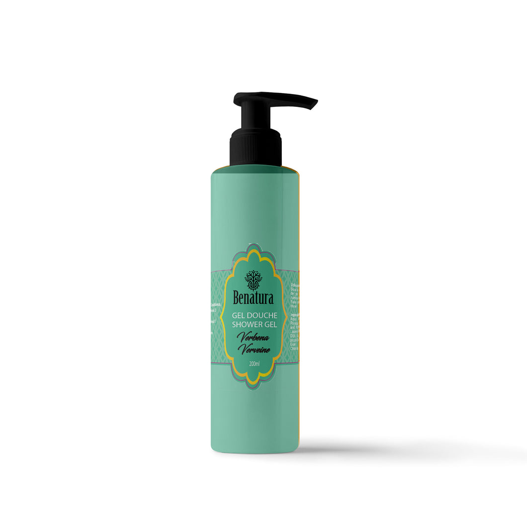 GEL DOUCHE ARGAN VEREVEINE