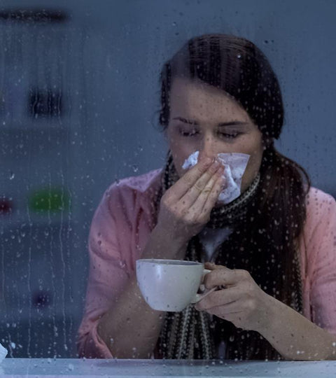 Does cold weather cause illness