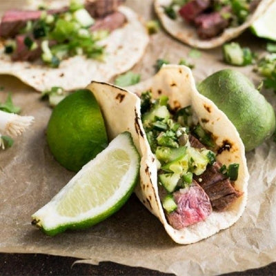 Electric Lime Tacos