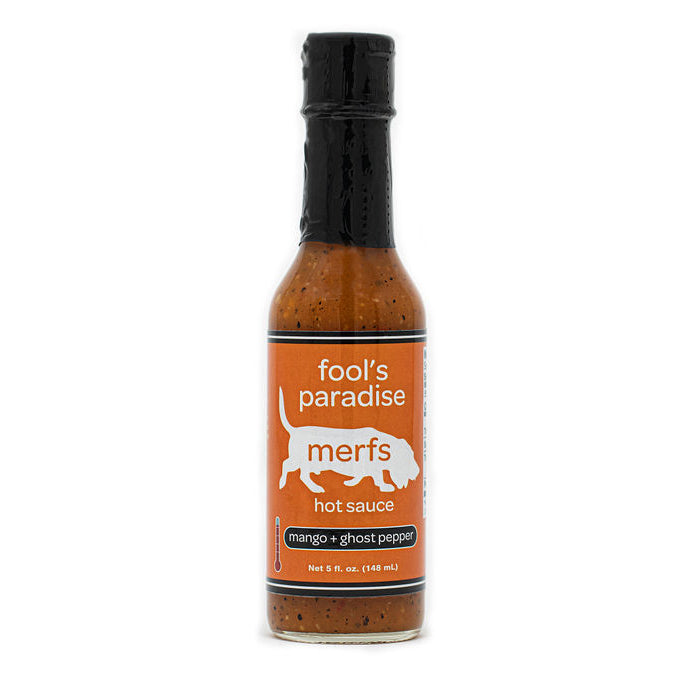 Fool's Paradise Hot Sauce - Merfs Condiments