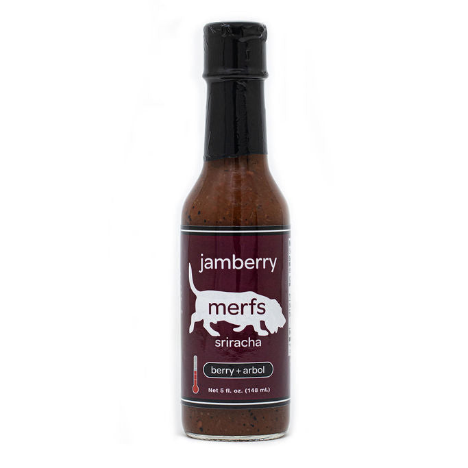merfs jamberry sriracha hot sauce