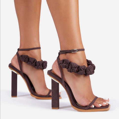 Sandalias LULA (chocolate)