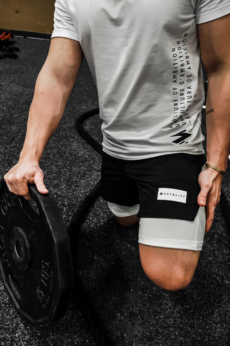 Mentality 2 in 1 Shorts - Performance