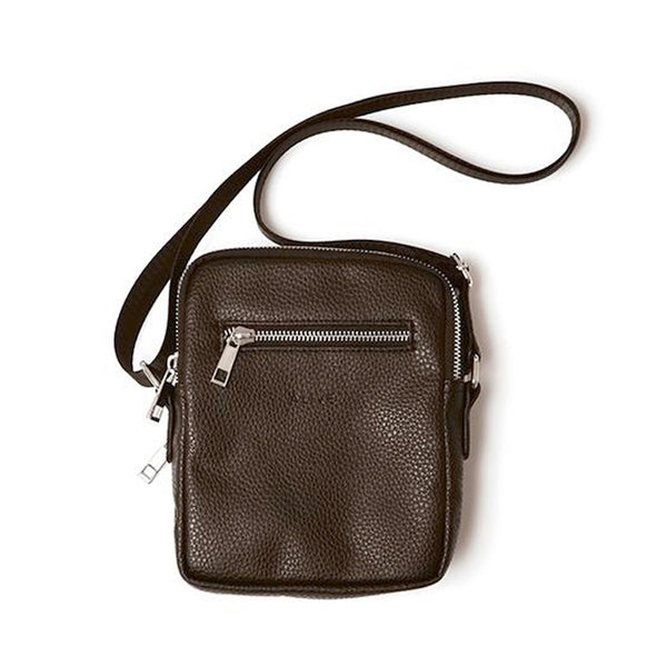【SPRING SALE 50%OFF】ALIVE MESSENGER BAG Dark Brown