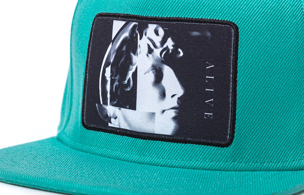 ALIVE HAT NARCIST Mint