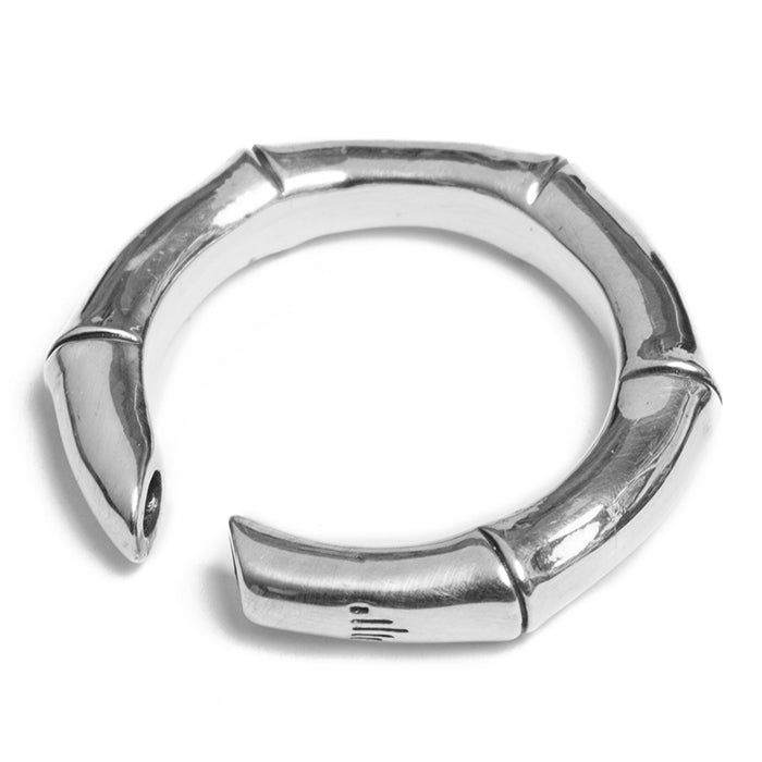 "BAMBOO ""竹"" RING Silver"