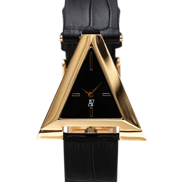 THE MAISON Gold / Black