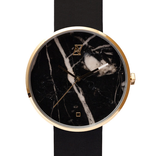 【キズあり 40%OFF】MARBLE GRAPHICS Gold / Black
