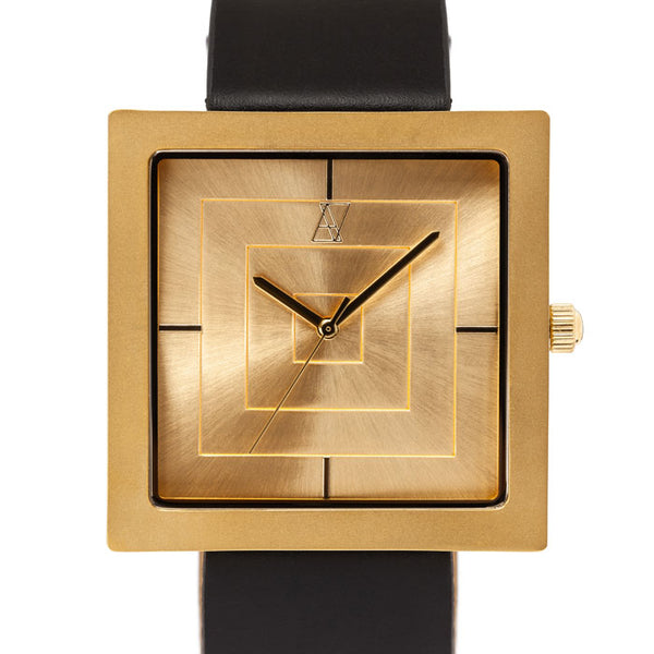THE VAULT Gold / Black
