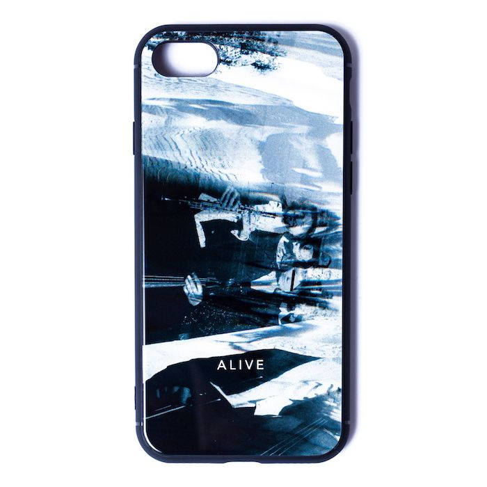 ALIVE iPhone Case (7/8, 7/8 Plus, X/XS, X Max, XR) OPERALLEL