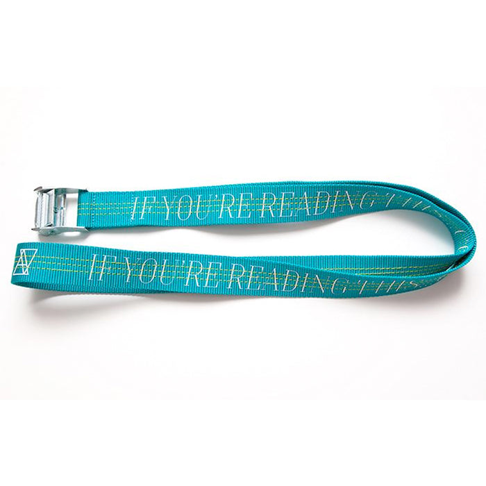 【SALE 70%OFF】YOU'RE ALIVE BELT Emerald