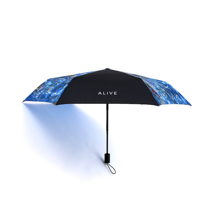 【NEW YEAR SALE 60%OFF】ALIVE UMBRELLA Automatic Open Close Neuron
