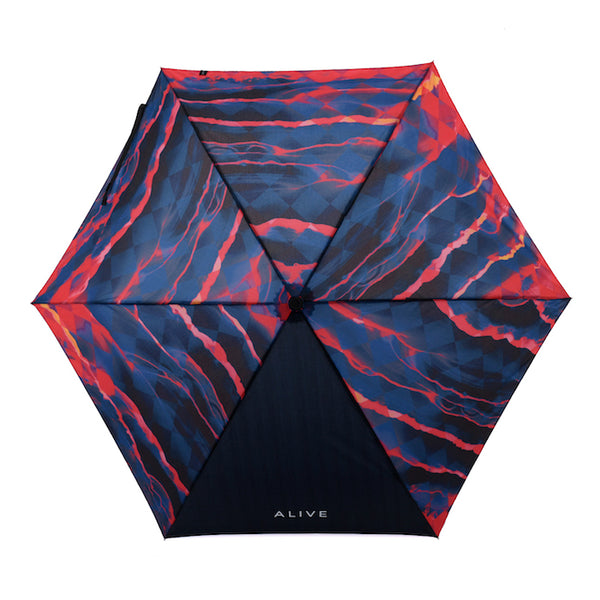 【SALE 20%OFF】ALIVE UMBRELLA Automatic Open Close Psyche Flow