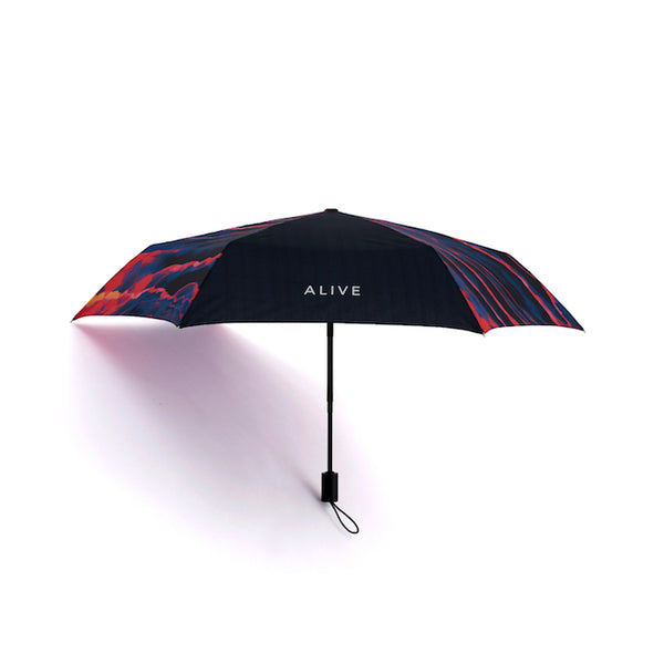 【SPRING SALE 60%OFF】ALIVE UMBRELLA Automatic Open Close Psyche Flow