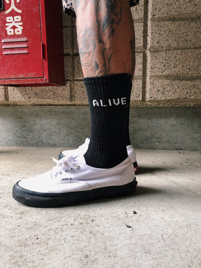 【SPRING SALE 50%OFF】ALIVE SOCKS 3P SET