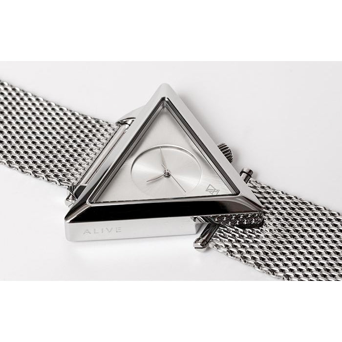 【キズあり 40%OFF】 A-FRAME FUTURE All Silver