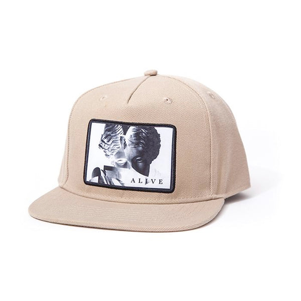 ALIVE HAT WARRIOR Beige