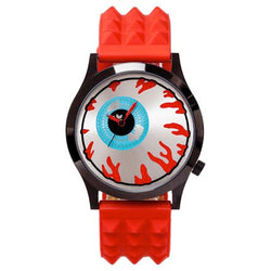 "【キズあり 50%OFF】MISHKA X ALIVE ""KEEP WATCH"" Red"