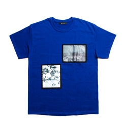 【SALE 30%OFF】PALM TIME TEE Blue