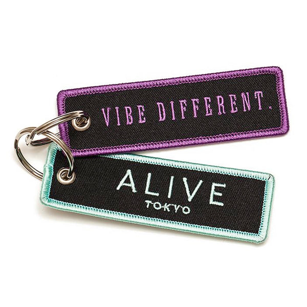 【NEW YEAR SALE 60%OFF】ALIVE KEY TAG SET