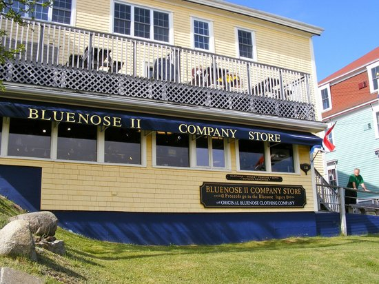 The Bluenose II Company Store is Open For The Season!