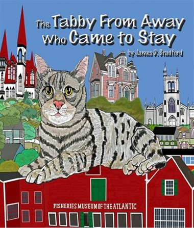 The Tabby From Away Who Came to Stay