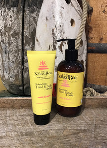 The Naked Bee - Grapefruit Blossom Honey Hand & Body Lotion