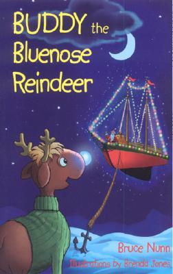 Book The Best Of Buddy The Bluenose Reindeer - Bluenose2CompanyStore